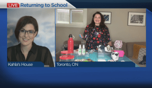Relieving back to school stress for teens (04:38)