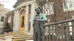 Prince Edward County looks for public input on Sir John A. Macdonald statue