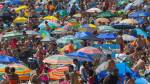 Coronavirus: Thousands crowd U.K. beaches, ignoring health advice