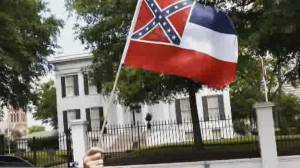Mississippi removing Confederate emblem from state flag