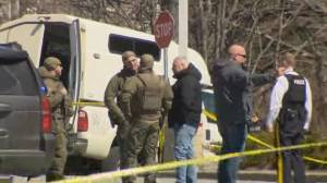Nova Scotia shooting rampage leaves multiple dead including RCMP officer (03:58)