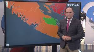 Canada election: B.C.'s Nanaimo-Ladysmith riding is one to watch (01:19)