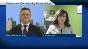 Local foundation's impact on the community (03:59)