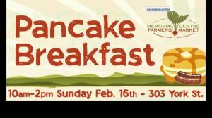 Knifey Spooney holds vegan pancake breakfast for Family Day