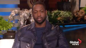 Dwyane Wade talks about his 12-year-old's gender identity