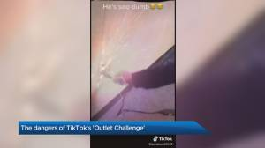 What parents need to know about the 'Penny Challenge' on TikTok