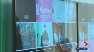 Global News unveils new journalism scholarship at Edmonton's MacEwan University