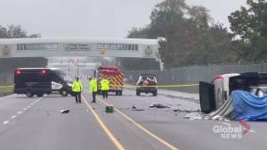 2 killed following collision in Trenton: OPP (00:32)