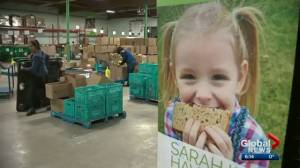 Edmonton's Food Bank launches 2019 holiday campaign