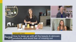 Beauty editor's secrets for under $25 skincare routine (10:17)