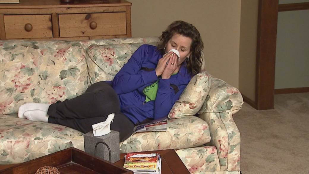 Click to play video: 'Cases of Influenza down significantly'