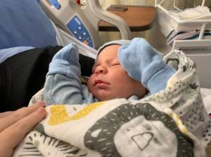 PRHC welcomes 2020 new year baby