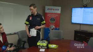 Emergency health services now have new technology that will save lives