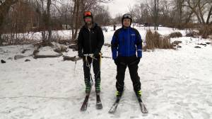 Fitness Served Cold: Use the power of winter to your advantage with snowkiting