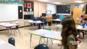 More Lethbridge students returning to the classroom (01:55)