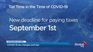 Consumer Matters: Tax tips in the time of COVID-19