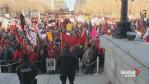 Alberta unions launch campaign protesting UCP cuts