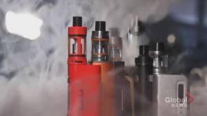 Alberta to become lone province with no e-cigarette legislation