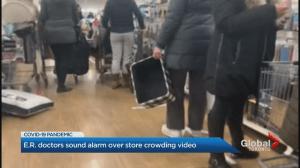 Viral Vaughan HomeSense video has doctors sounding alarm over relaxing of restrictions (02:47)