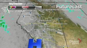 Edmonton early morning weather forecast: Thursday, September 16, 2021 (02:10)