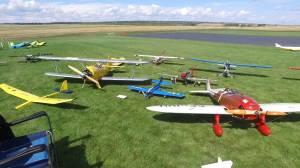 Model airplane show returns to the Saskatchewan skies (01:40)