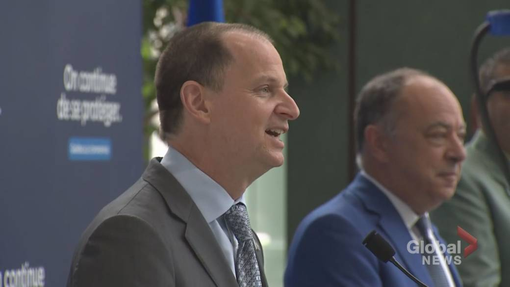 Click to play video: 'Quebec government giving residents a million reasons to get vaccinated'