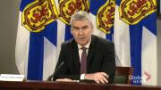 Play video: Stephen McNeil holds last day in cabinet. Here's his legacy