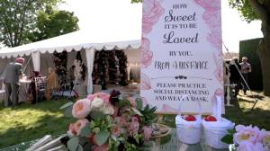 Business as 'Un'usual: Wedding planning in a pandemic (03:29)