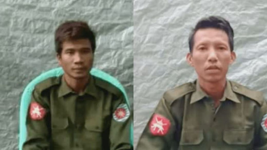Click to play video: 'Ex-Myanmar soldiers give details of Rohingya atrocities'