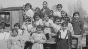 "Steve Sxwithul'txw talks about what it was like being in the Kuper ""Alcatraz"" Island residential school (00:56)"
