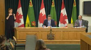 Coronavirus: Saskatchewan premier says recent increase in cases mostly due to funeral, wake