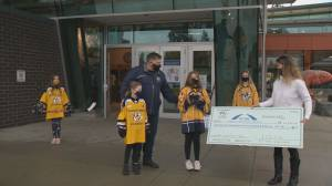 Tri-Cities Predators hold hockey Charity Prowl (02:23)