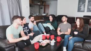 'Yalla! Let's Talk' platform tackles identity issues for immigrant Arab youth (04:55)