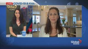 How to talk to your kids about COVID-19 (04:05)