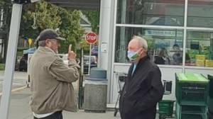 Surrey Mayor facing more controversy over weekend confrontation (02:03)