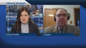 Political scientist explains why he thinks Alberta's deficit will be higher than projected (04:44)