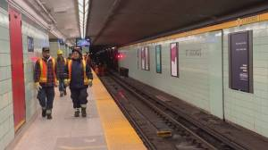 Another TTC subway vehicle derailment prompts calls for accountability