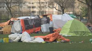 Working toward ending the Strathcona Park tent city (06:12)