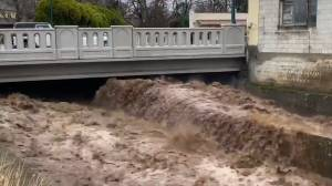 Severe rain causes flooding, evacuations in western Washington state