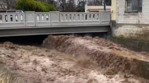 Severe rain causes flooding, evacuations in western Washington state