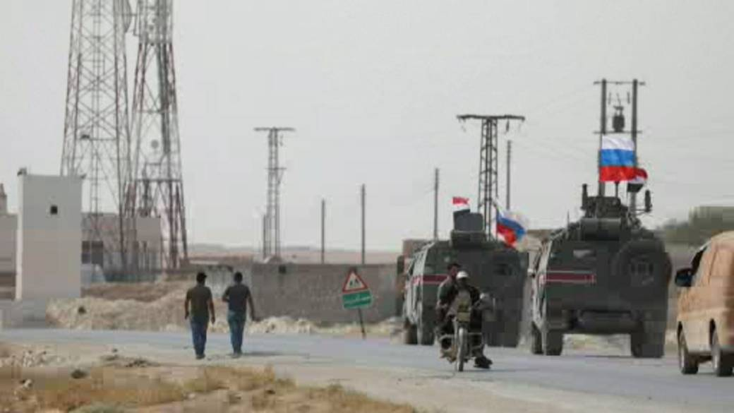 Russia steps in as Turkey defies NATO allies in Syria