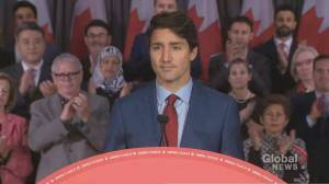 Federal Election 2019: Trudeau says 'thoughts and prayers' not enough on issue of gun violence