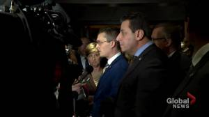 Scheer to remain Conservative leader until party finds replacement