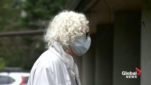 Mandatory mask debate in Edmonton