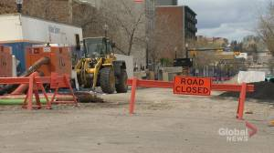 17 Avenue S.W. construction slated to be complete by mid-September