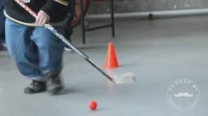 Hockey program looks to get fans in better shape (05:45)