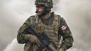 Report recommends Canadian troops resume working, training