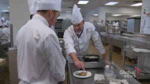Best young chefs in the world battle it out in Calgary
