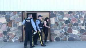 Kindersley, Sask. mother guilty of manslaughter in killing of infant daughter (00:53)