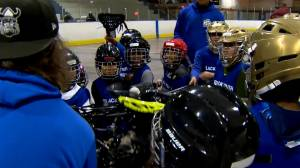 Lacrosse N.S. introducing sport to African Nova Scotian youth (01:41)